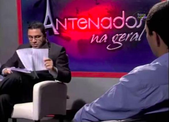 Bíblia e Homossexualidade Pr. Marcos Gladstone - Antenados