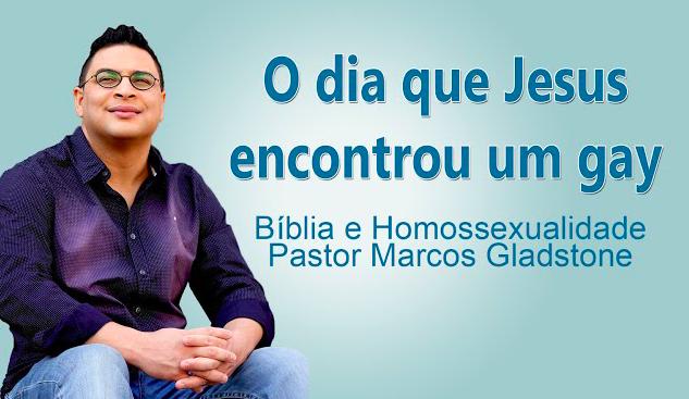 Jesus encontrou um gay no Evangelho